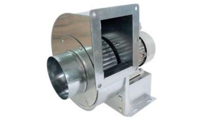 SINGLE INLET WITH SCIROCO IMPELLER Features:Fan casings are from robust galvanized sheet steel finis...
