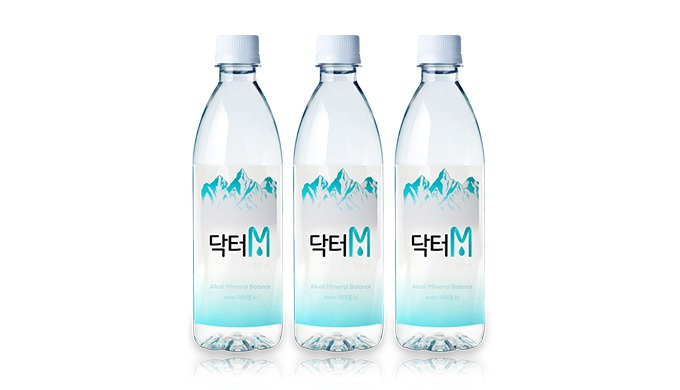 Dr.M 500mL | Mineral Water