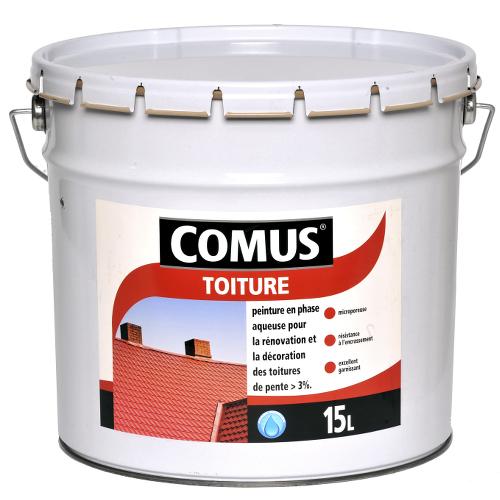 Peinture d'imperméabilisation en phase aqueuse pour la rénovation et la décoration des toitures de p...