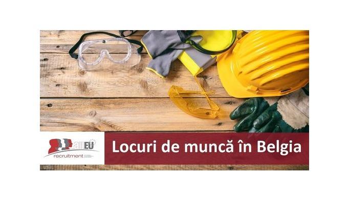 Locuri de munca in Belgia