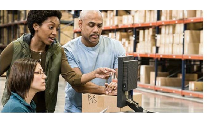 Logistics + Warehousing labels