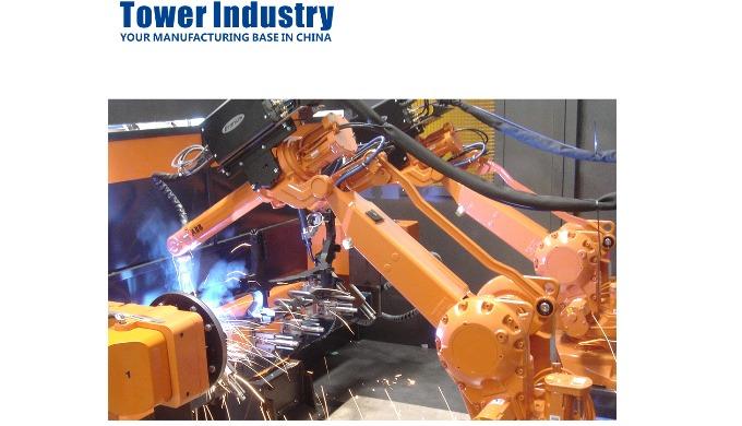 China Robotic Welding Service