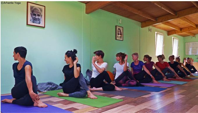 We provide best Yoga Teacher Training Course in London United Kingdom. Arhanta Yoga offers world cla...