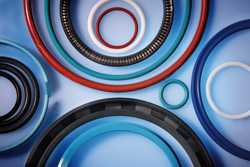 Präzisions-O-Ringe und Packings Radialwellen- und Gleitringdichtungen Flach- und Normdichtungen asbe...