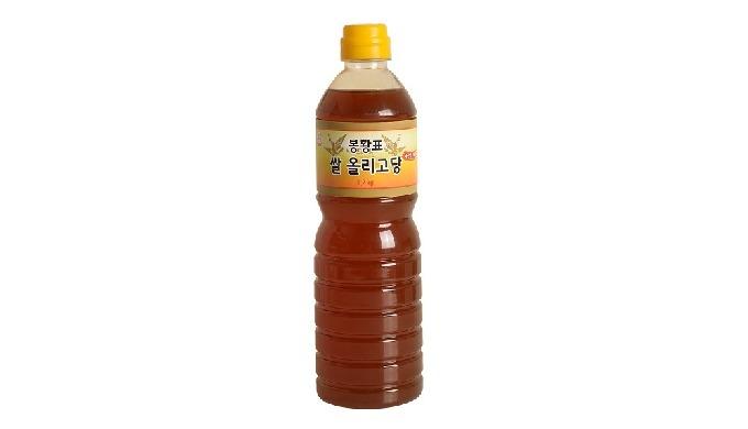 Bonghwangpyo Isomaltooligosaccharide | Gligosaccharide syrup