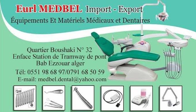 EURL MEDBEL IMPORT