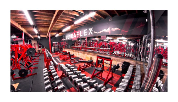 UltraFlex Gym in Leeds is one of the best and most comprehensive gyms in Leeds. Located at Cape Mill...