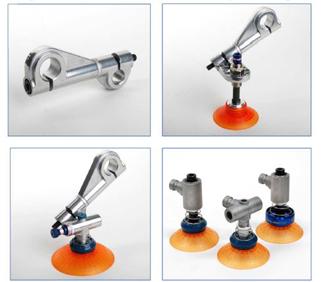 Från VMECA kommer ett byggsystem för vakuumfixturer, jiggar, robotverktyg eller kompletta vakuumlyft...
