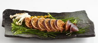 Squid sundae