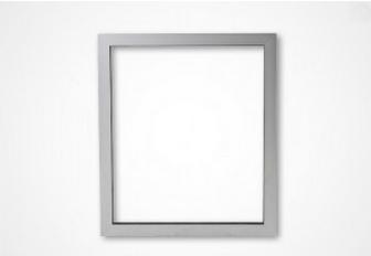 Brandklass EI30/E60. Fast fönster med bruten köldbrygga. Glas: 2-glas Pilkington Pyrostop 30-18. Fin...