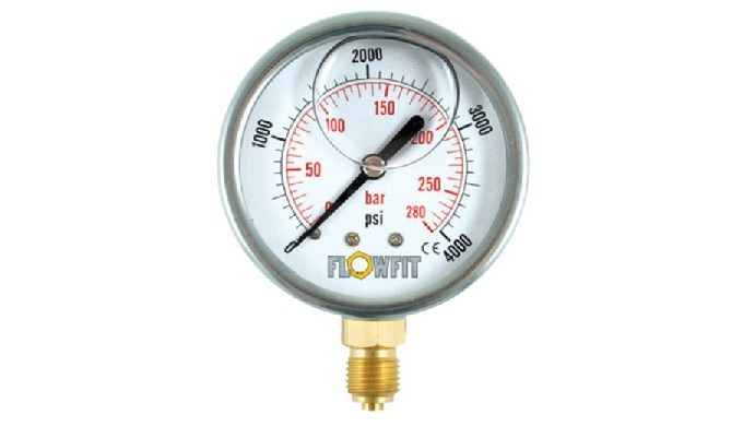 Pressure Gauges are an essential component of any hydraulics system. They act as a means of understa...