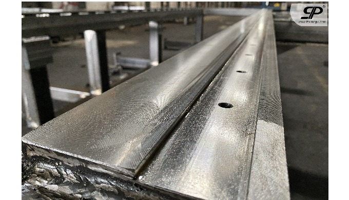 OEM welding and machining side rack for egg tray equipment steel plate: thickness is not limited -- ...