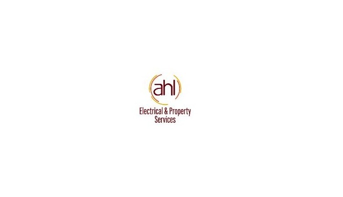 AHL Services Ltd are your local friendly independent electrical specialists with over 10 years exper...