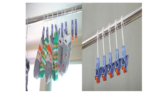 5_ACS-002 SPEED TONGS l strong ceiling-typed drying rack