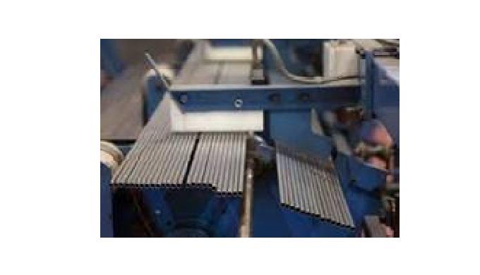 Mecanizado industrial de tubo