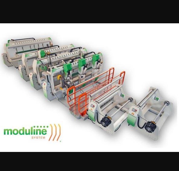 DOREY vous présente le Miller WELDMASTER MODULINE : c'est une machine à Souder Automatique Multi-Têt...