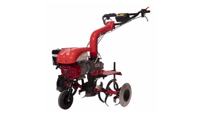 Antrac 200 Tiller Machine - 6,5hp