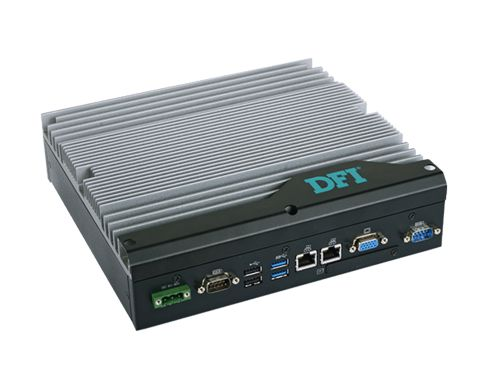 4th Gen Intel® Core™ Modular-Designed System Supports DDR3 SODIMM up to 16GB 1x 2.5'' SATA drive bay...