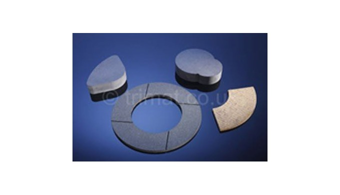 Trimat asbestos free brake and clutch linings have an excellent reputation throughout industry for t...