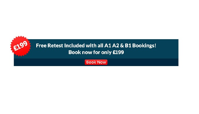 If your are looking to Book A2 Test in London, you don't have to search further. Check our website &...