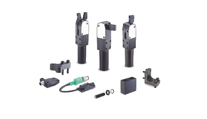 High performance Misati pneumatic clamps for automation and robotics applications