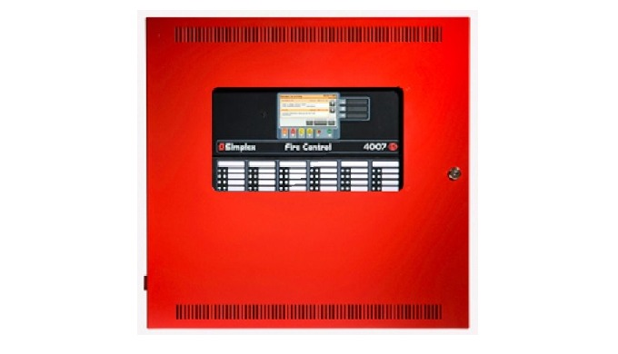 Simplex 4007ES panel highlights: · The perfect fire alarm system for small to mid-sized buildings (u...
