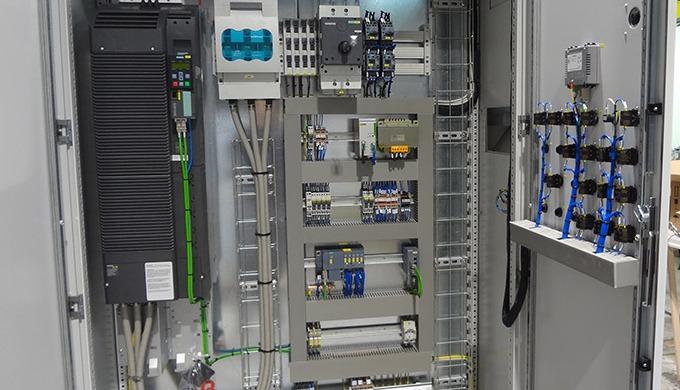 FG AUTOMAZIONI si struttura al proprio interno con un intero reparto di progettazione e realizzazion...