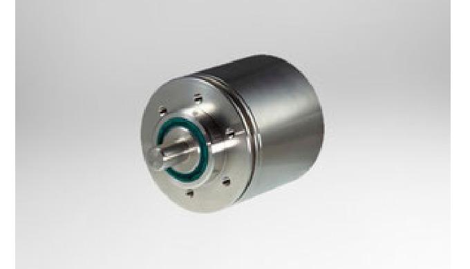 Absolutvinkelgivare används för att mäta längder eller vinklar och som måttmätare för verktygsmaskin...