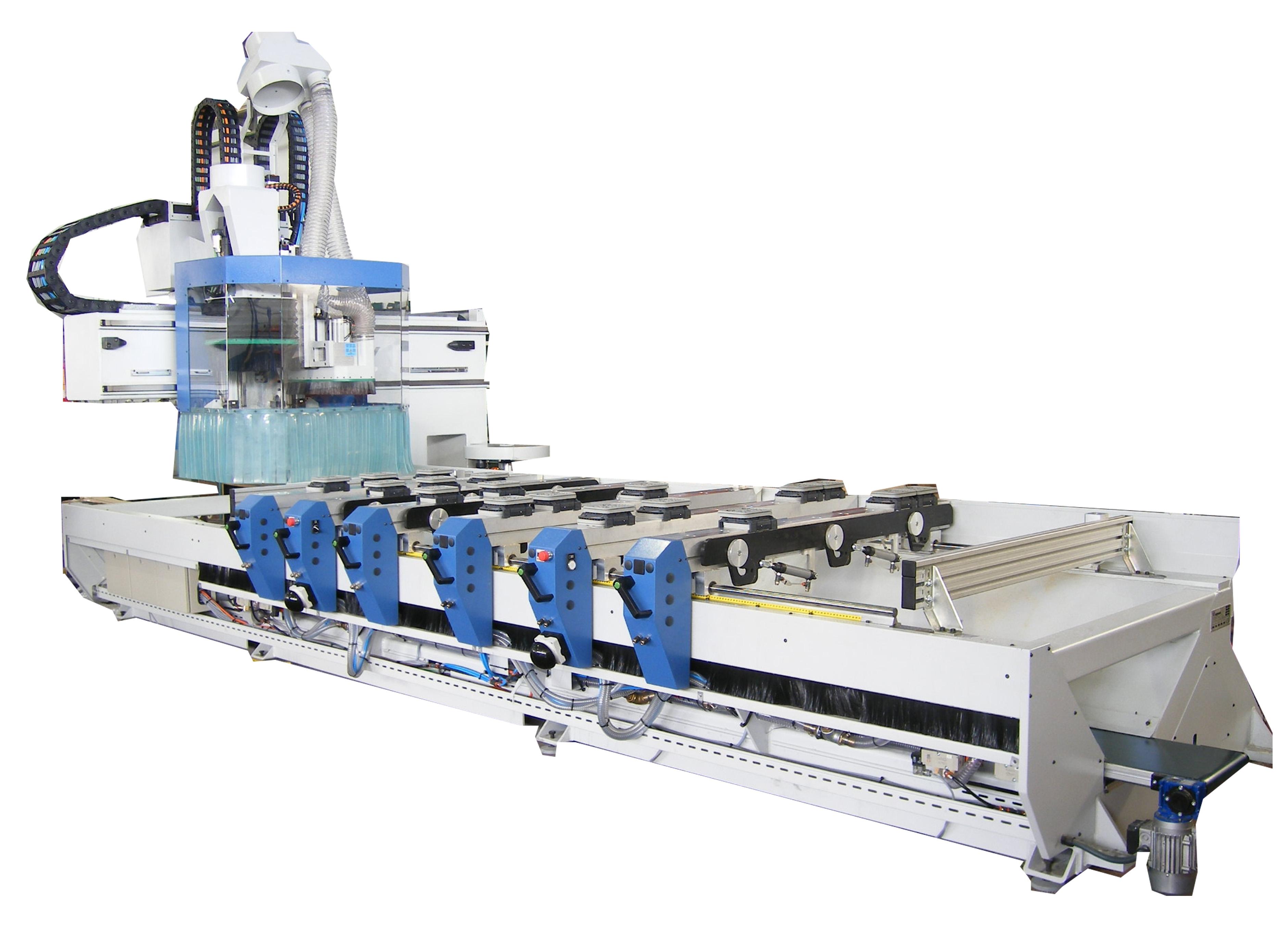 La fresadora de control numérico (CNC), modelo VICTORY, destaca por su gran versatilidad. Diseñada f...