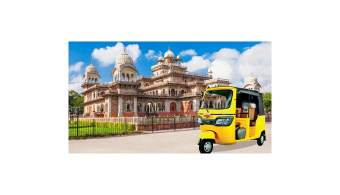 Tuk-tuks found in Jaipur and Rajasthan are now available for tours of Jaipur -- TUK HURRAY! Explore ...