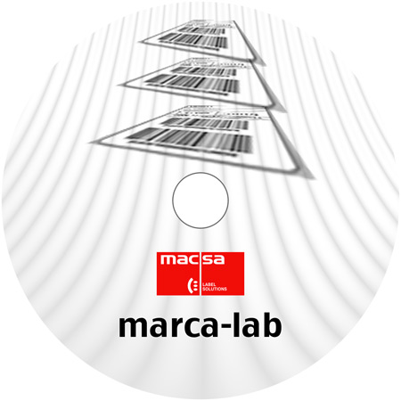 Software de edición de etiquetas: MARCA-LAB