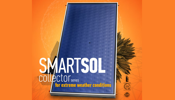 ECOFER produces the solar thermal collector SMARTSOL series, especially designed to meet the cold co...