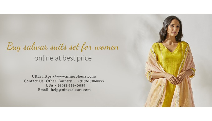 We Ninecolours started with women Indian Ethnic wear including Sarees, Lehengas, Kurtis, Gowns etc a...