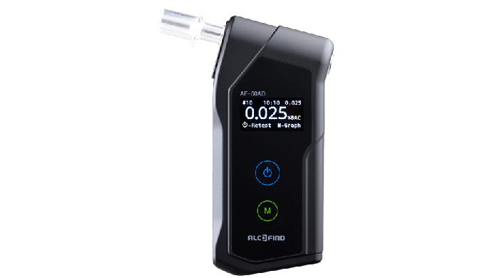 Professional Breathalyzer  (AF-50AD) / DA Tech