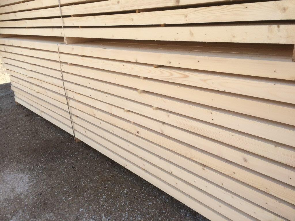 We offer various timber materials for purchase: terraces decking, finished materials, cladding, colo...