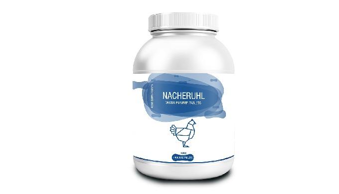 NACHERUHL NACHERUHL is a Water purifier. CONTENTS / CONCENTRATION NaDCC, Sodiumdichloroisocyanurate ...