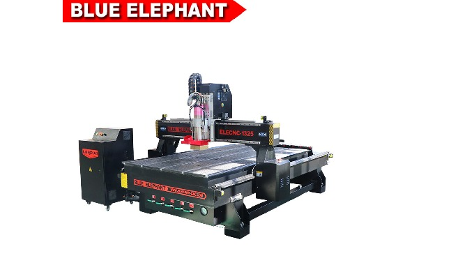 1325 ATC WoodWorking CNC Router Machine for wood furniture cutting