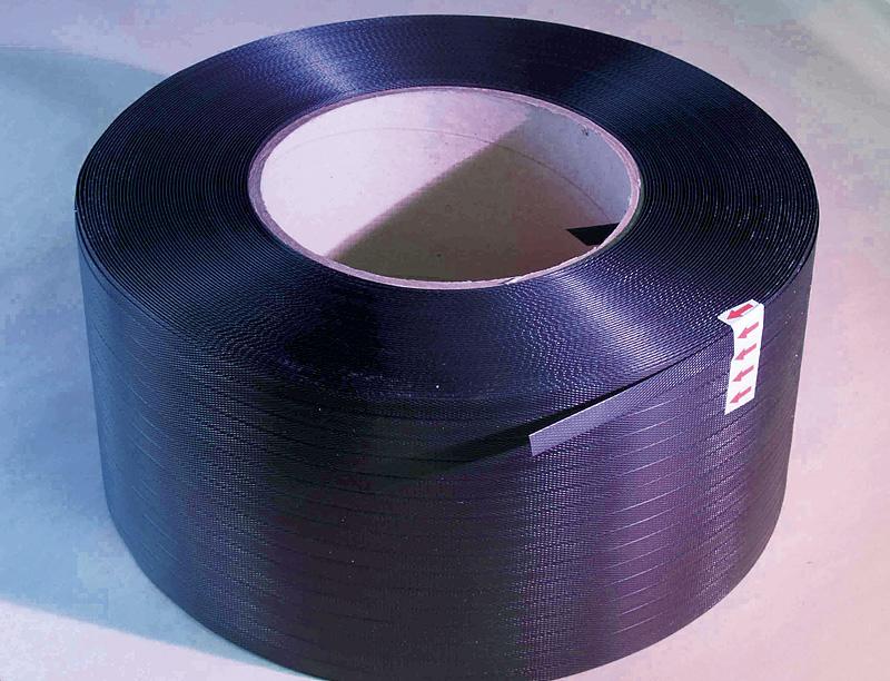 Nabízíme PP, PET, PES a ocelové vázací pásky. Dále také spony z plastu a ocele.