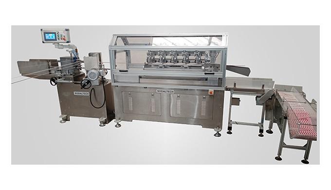 Paper Drinking Straw Making Machine