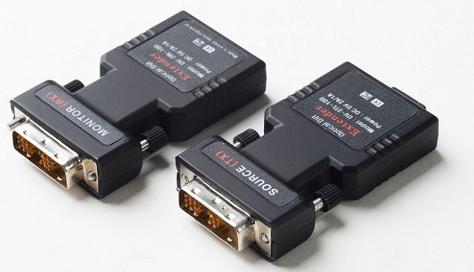 HDMI/DVI optical extender