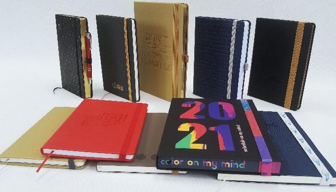Notebooks, Notepads