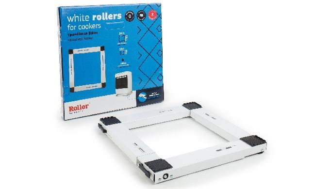 Transportroller Roller for Cooker and Refrigerator Roller Kappatos 00662 - White Description: Transp...