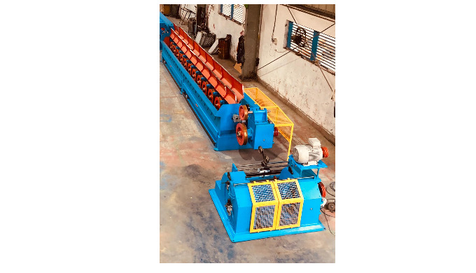 Wire Tandem Machine SWG - 0 To 16 MM Size - 8.230 To 1.628