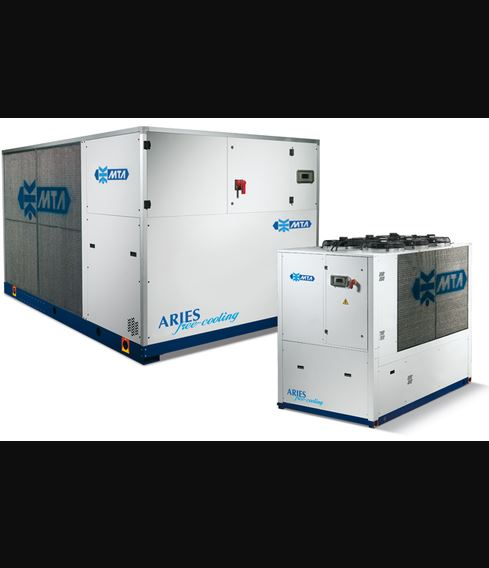 MTA, fournisseur d'équipement industriel, vous présente les refroidisseurs liquides Aries Freecoolin...