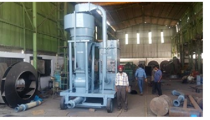 Mobile Pneumatic Conveying System