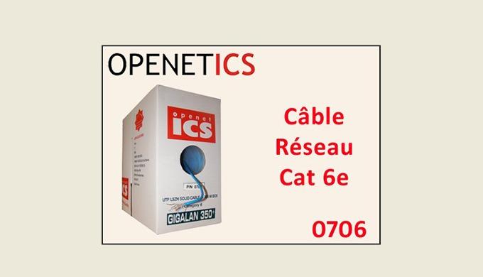 Nous vous proposons des qualité de câble pour toutes vos installations informatiques . Consultez nos...