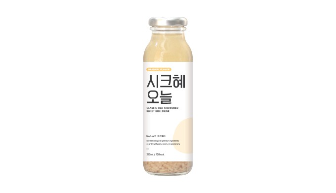 CHICHYE ONEUL_KOREAN TRADITIONAL BEVERAGE