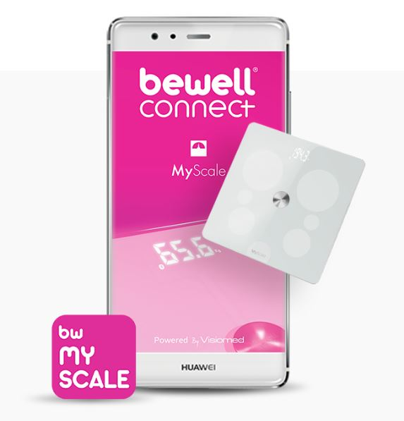 MyScale Initial XL de BEWELLCONNECT