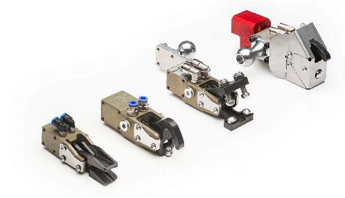 Productos varios Bilsing AUTOMATION - Pinzas para Estampación en Caliente BA