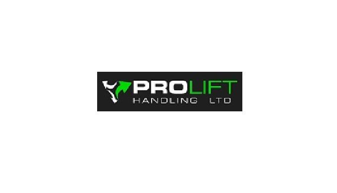 Prolift Handling Ltd is a major UK supplier of Material Handling Equipment and Industrial Lifting Eq...
